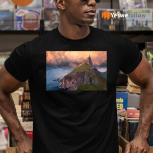 Woman in the peak T-Shirts