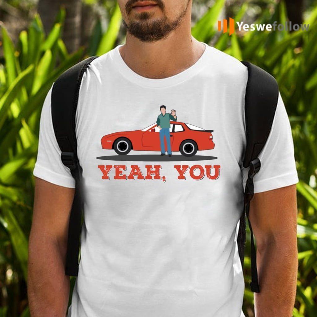 Yeah You Sixteen Jack T-Shirts