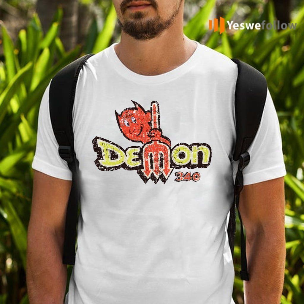 demon 340 T-Shirts
