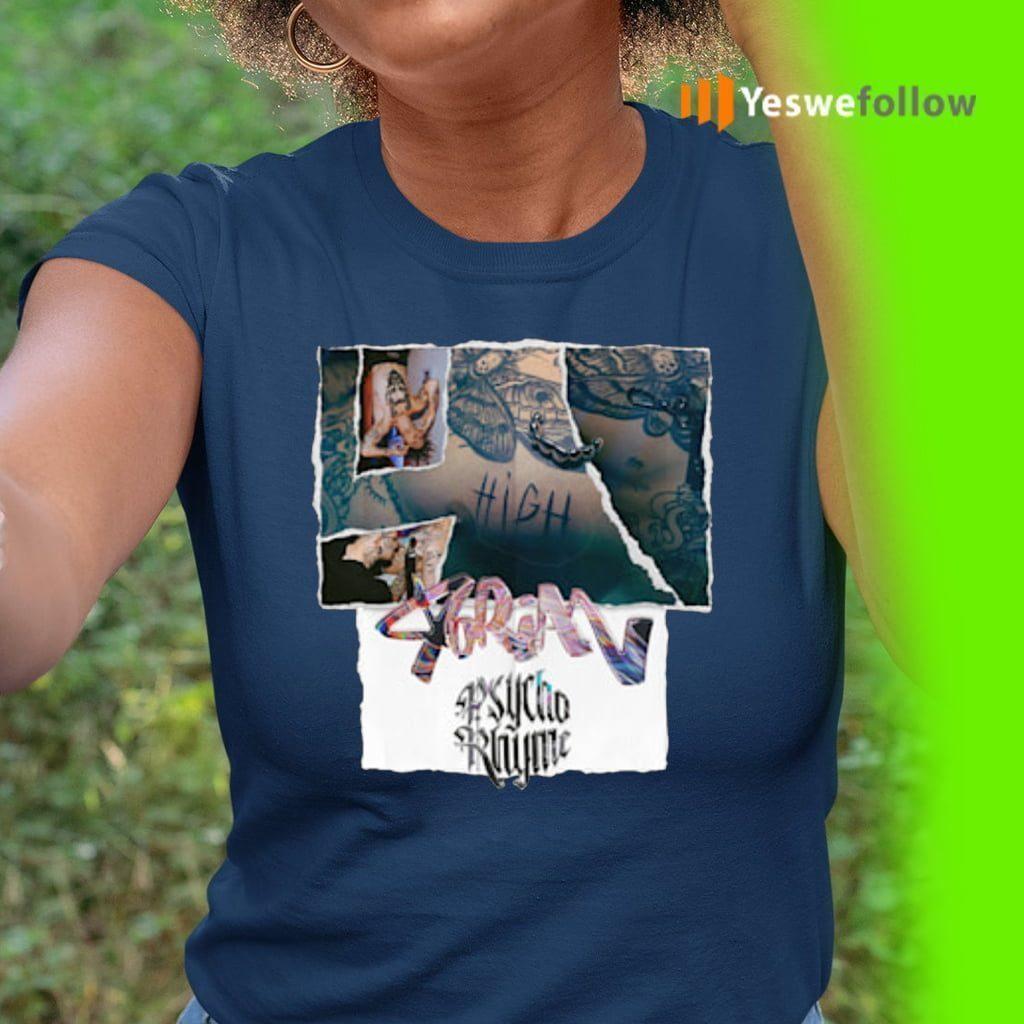 dorian wave tshirt