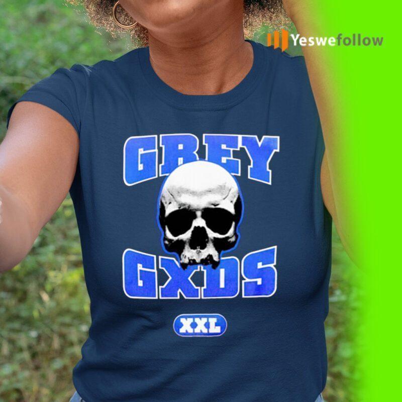 grey gods teeshirts