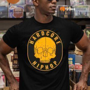 hardcore hip hop teeshirt