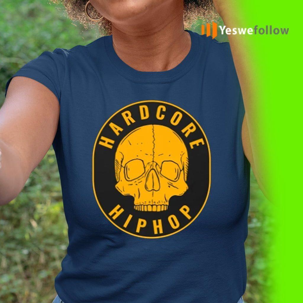 hardcore hip hop teeshirts