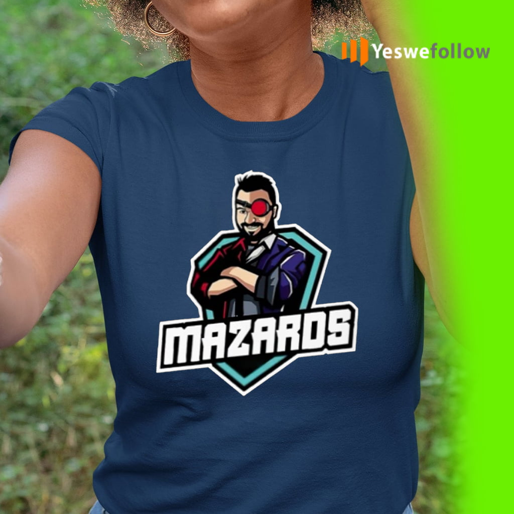 mazards shirt