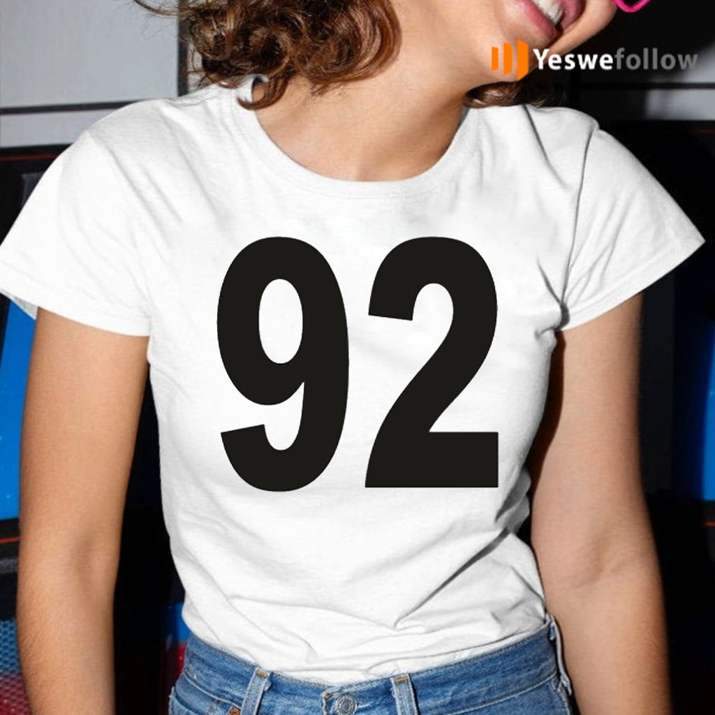 ninety two Shirts