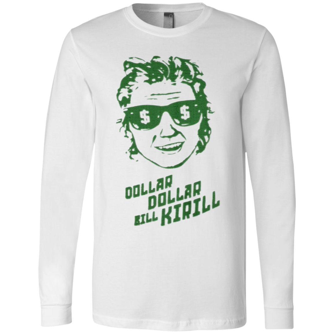 Dollar Dollar Bill Kirill Kaprizov T-Shirt