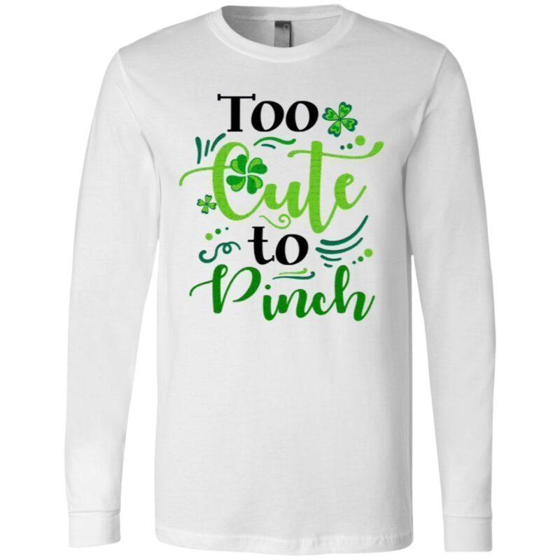 Too Cute To Pinch T Shirt