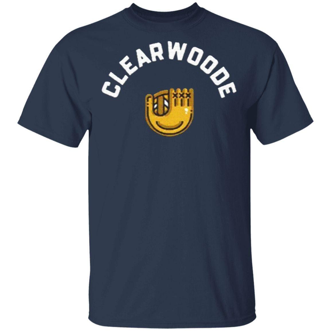Clearwooder Baseball Philadelphia Phillies T Shirt