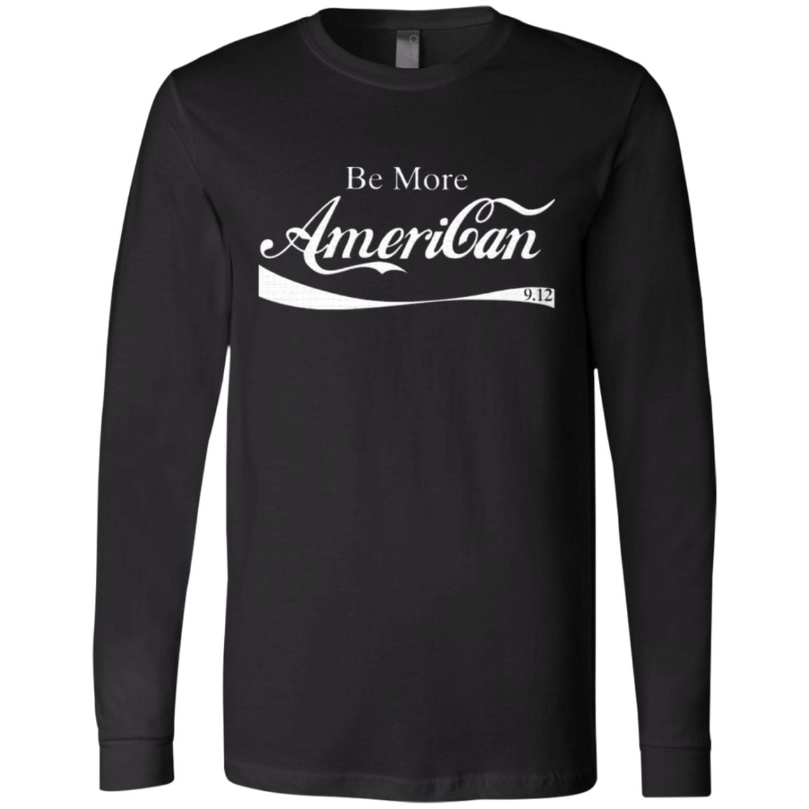 Be More American T Shirt