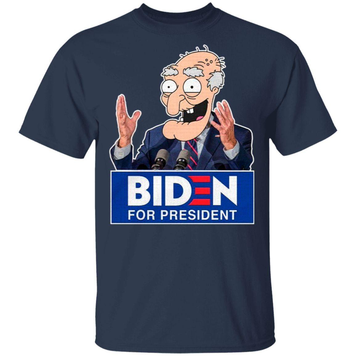 Joe Biden For President T Shirt