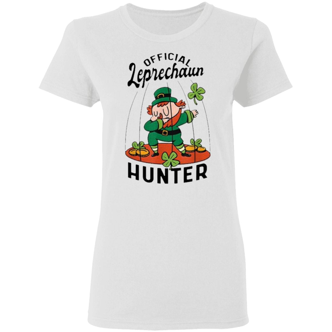 Leprechaun Hunter St. Patrick's Day 2021 T Shirt