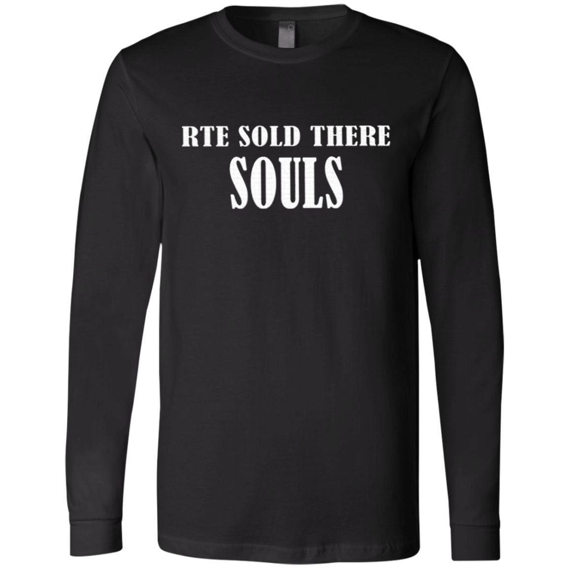 Rte Sold There Souls T Shirt
