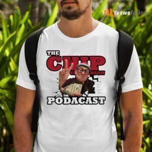 the chip chipperson podacast teeshirt