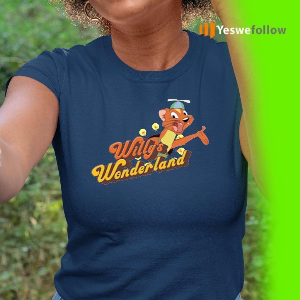 willy's wonderland 2021 Shirt