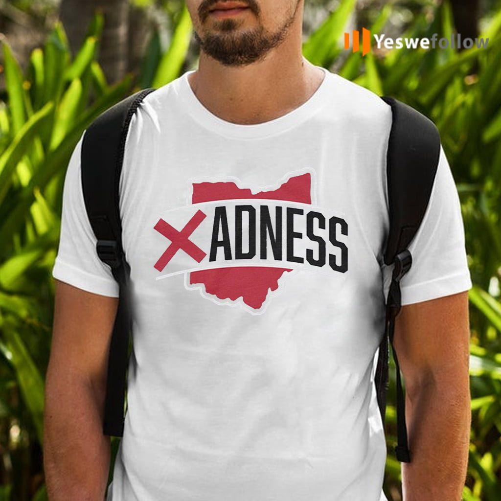 xadness shirts