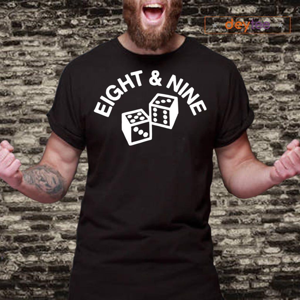 Para Dice T Shirt Starfish Eight & Nine T-Shirts