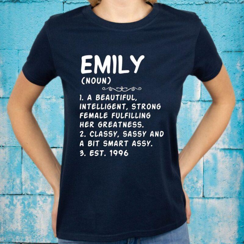 A Beautiful Intelligent Classy Sassy T-Shirts