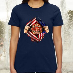 American Firefighter Profession TShirts