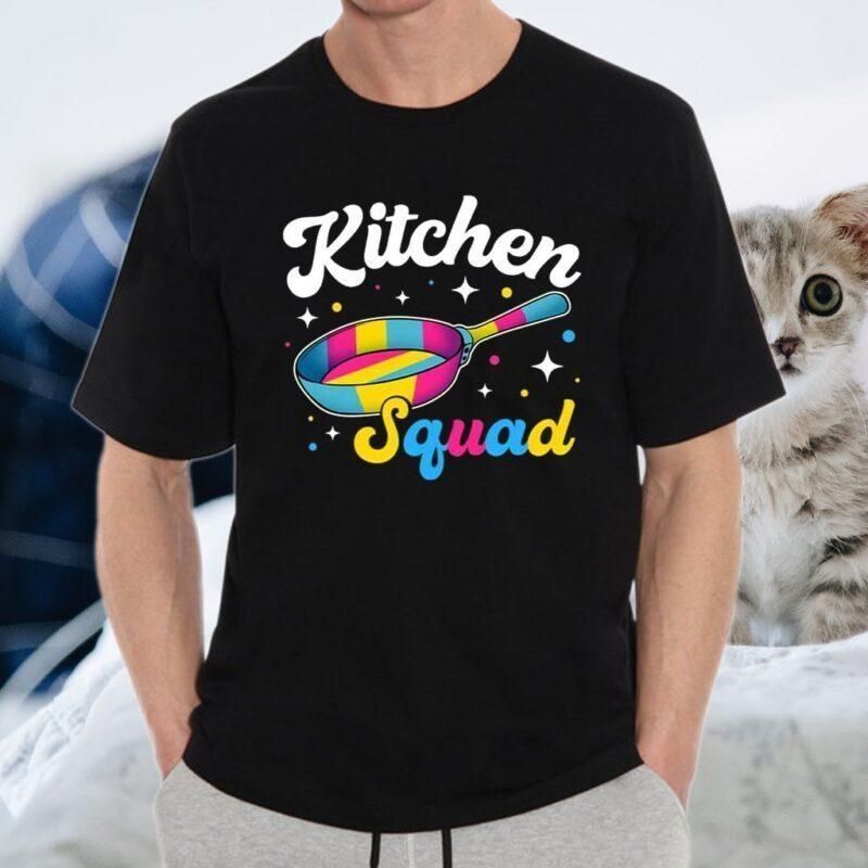 Cool Kitchen Squad T-Shirt