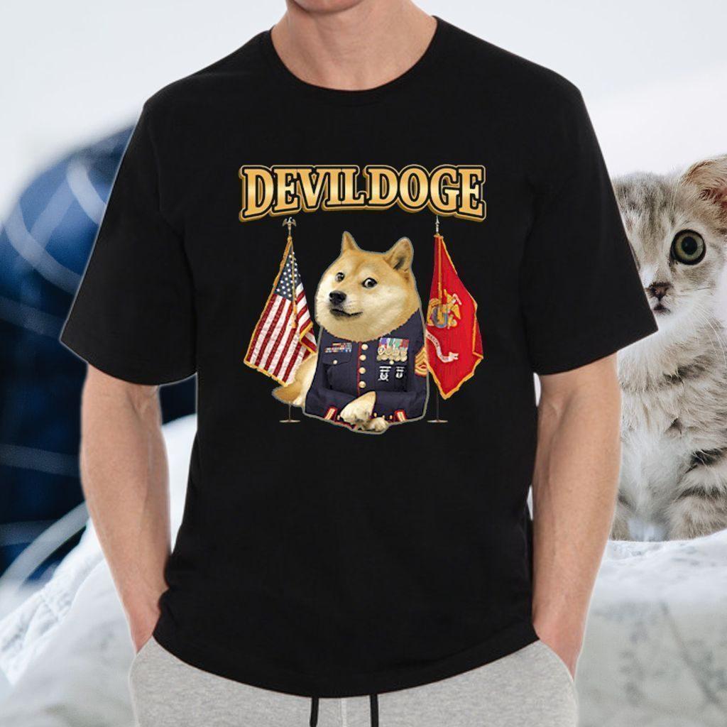 Devil Doge Shirt
