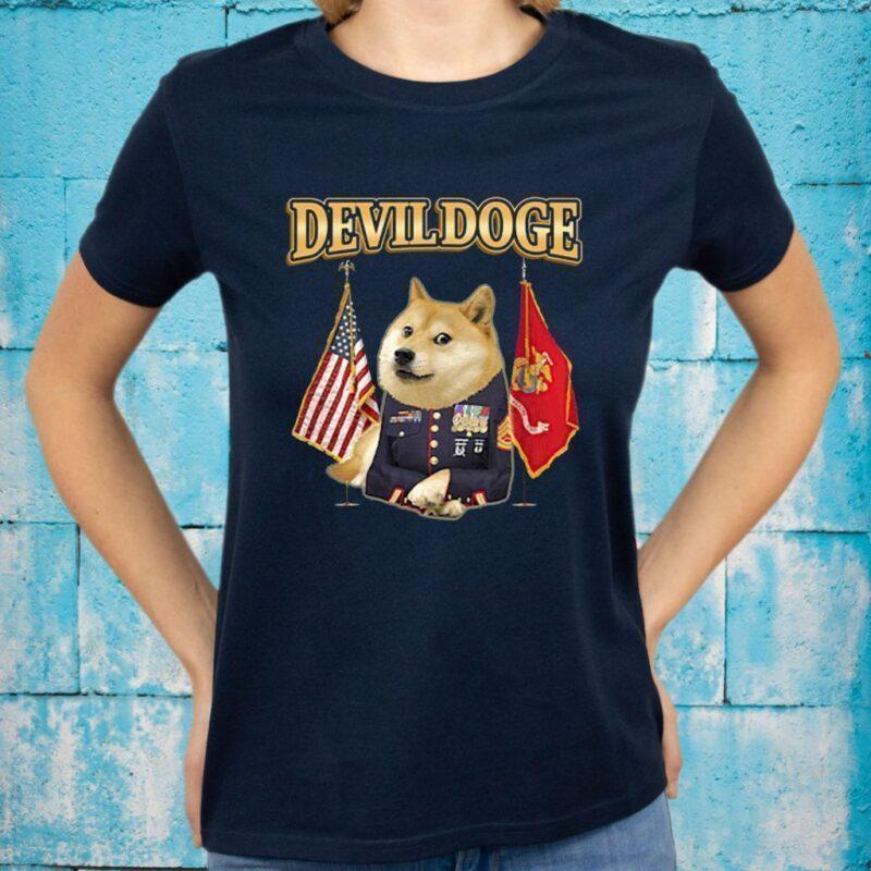 Devil Doge Shirts