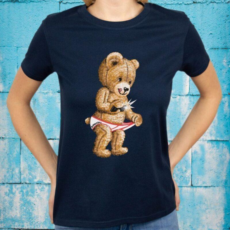 Giannis Antetokounmpo Snap Box Teddy Shirt