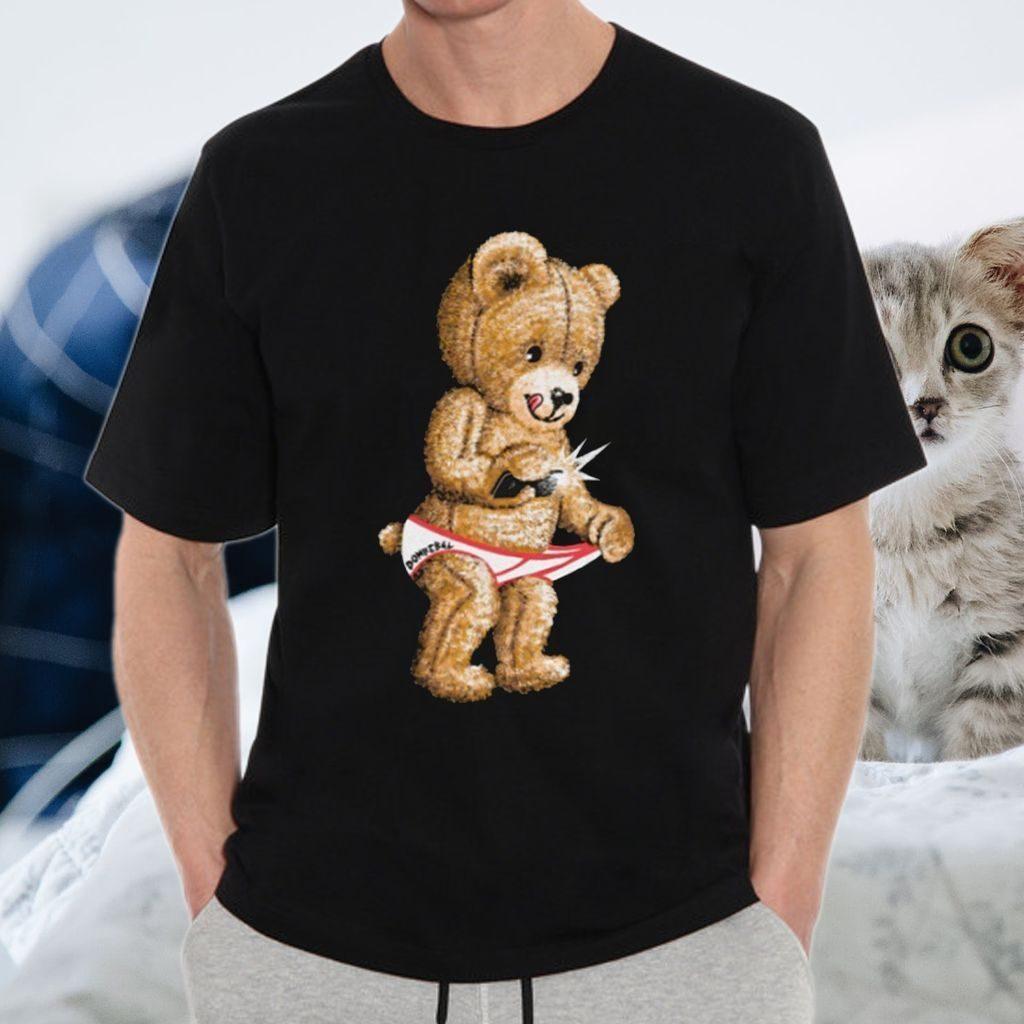 Giannis Antetokounmpo Snap Box Teddy Shirts