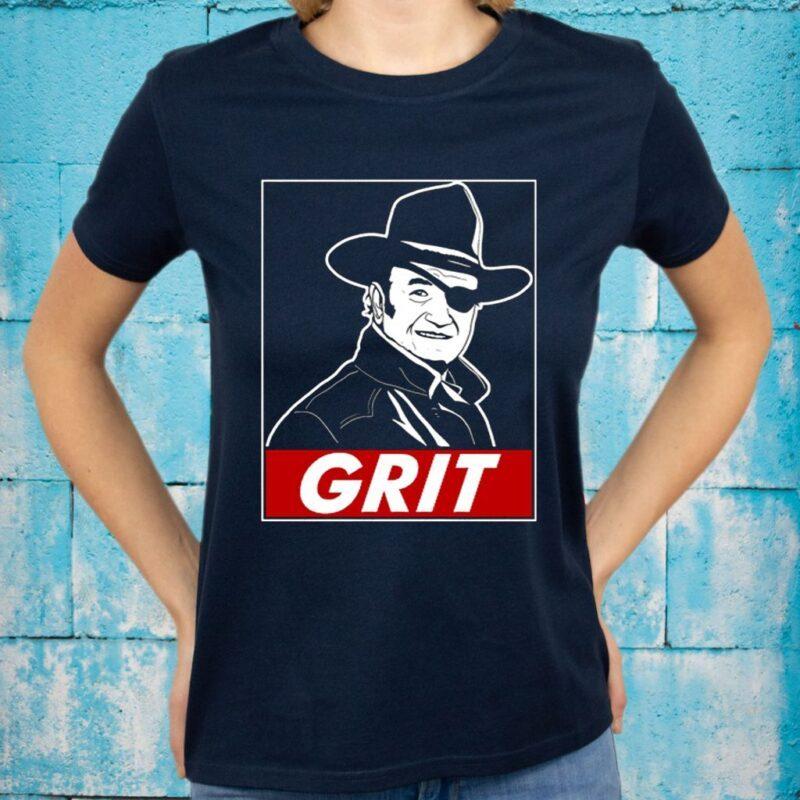 Grit John Wayne TeeShirt