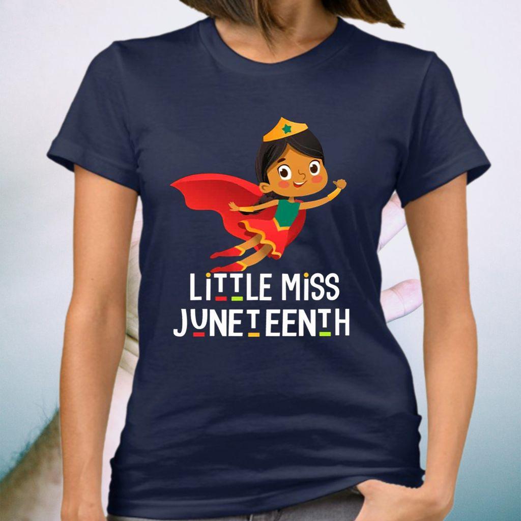 Little Miss Juneteenth TeeShirts
