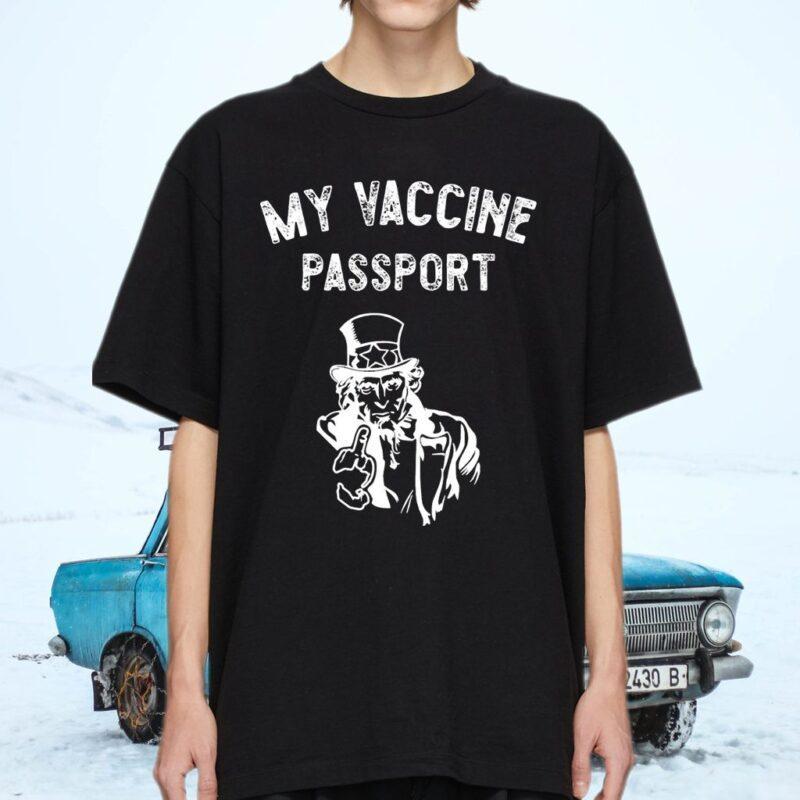 My Vaccine Passport T-Shirts