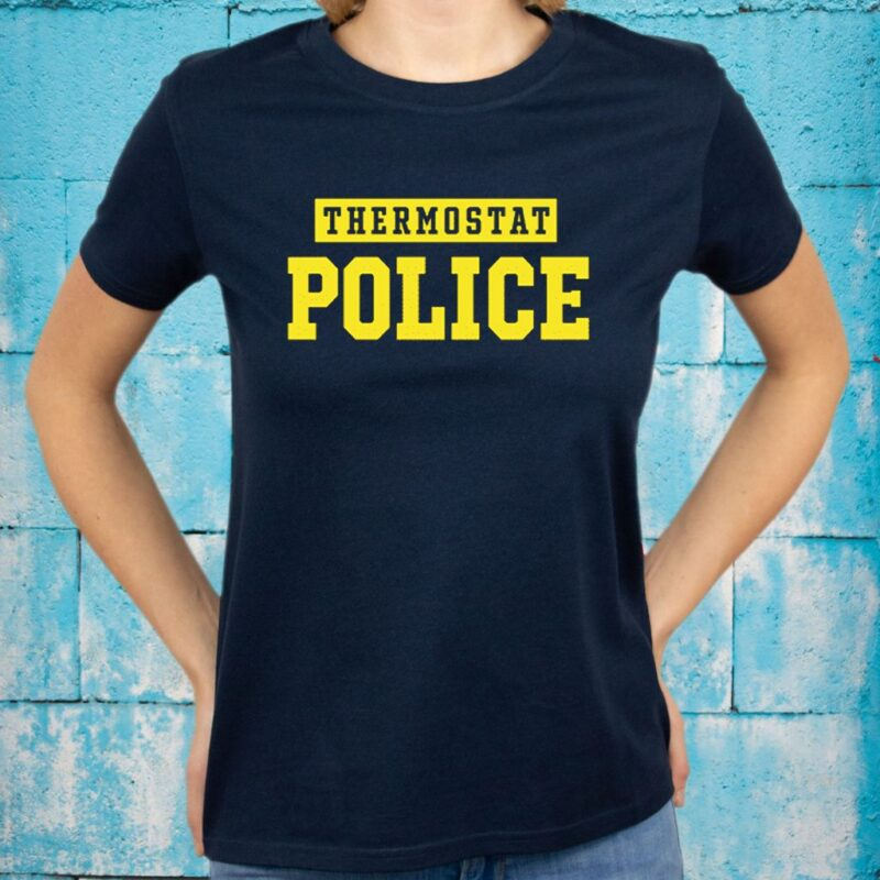 Thermostat Police TeeShirt