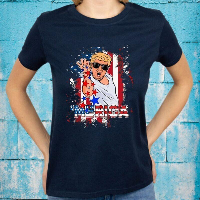 Trump Bae Merica T-Shirts