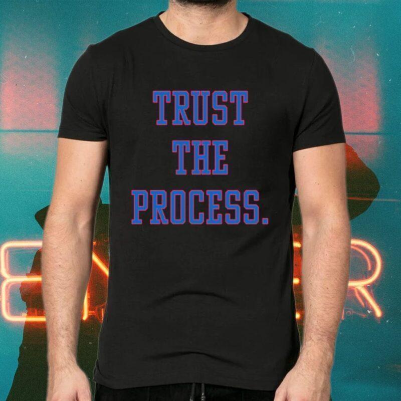 Trust The Process TShirt