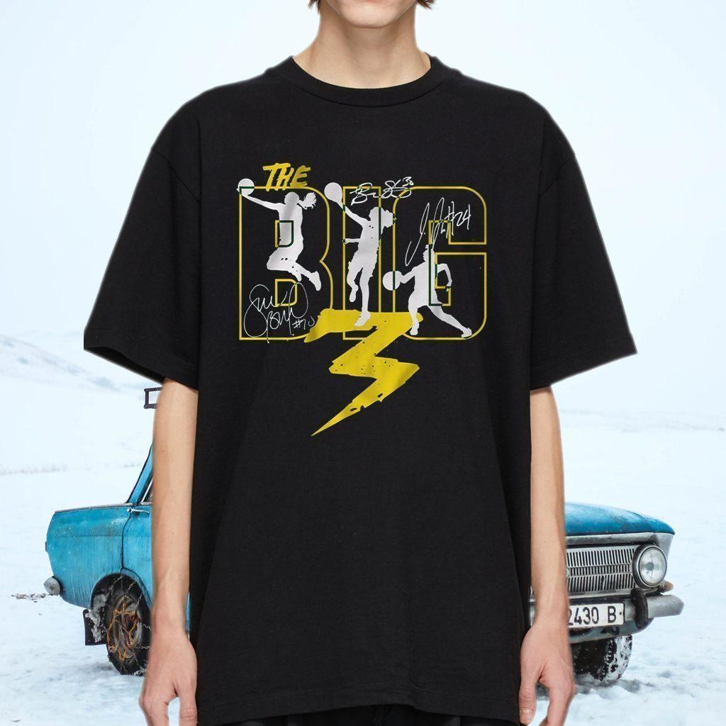the big 3 seattle shirts