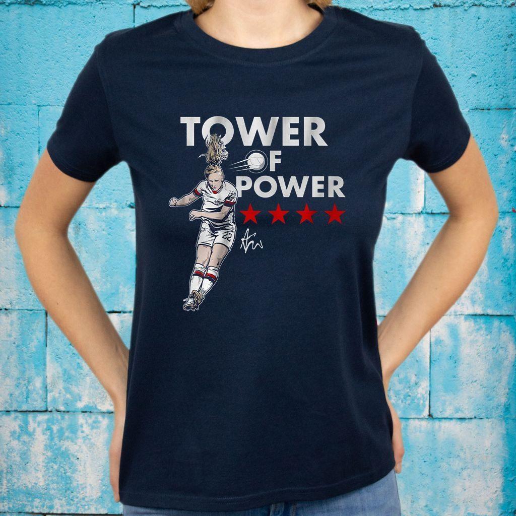tower of power usa tshirt