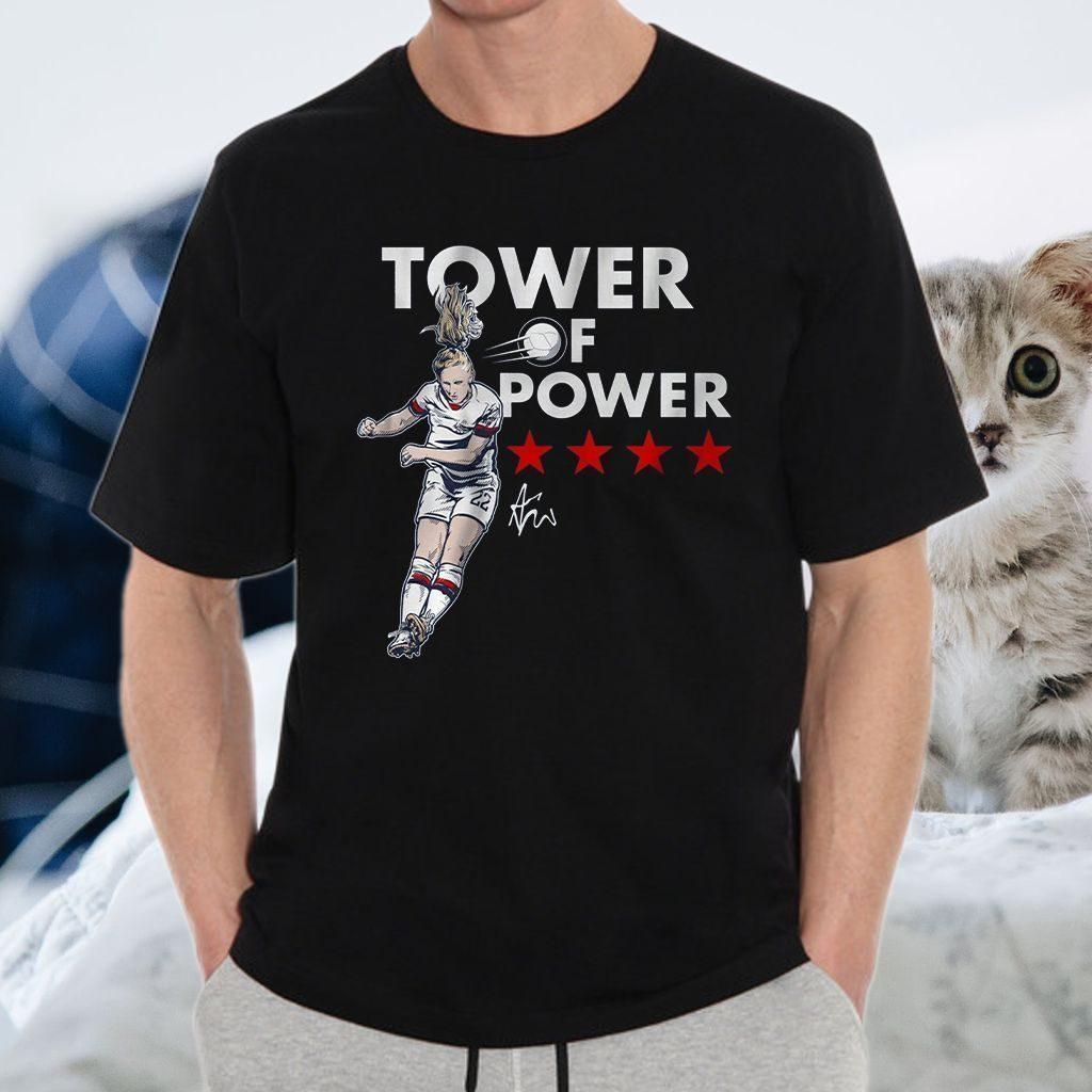tower of power usa tshirts