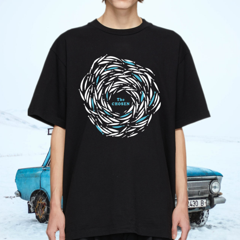 Cycle Fish The Chosen Merch Against The Current Enthusiast T-Shirts