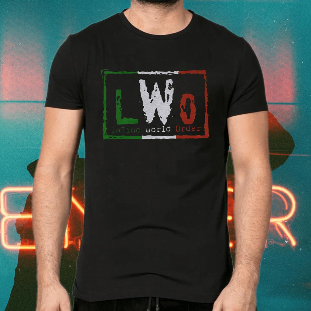 LWO Latino World Order Tee-Shirts