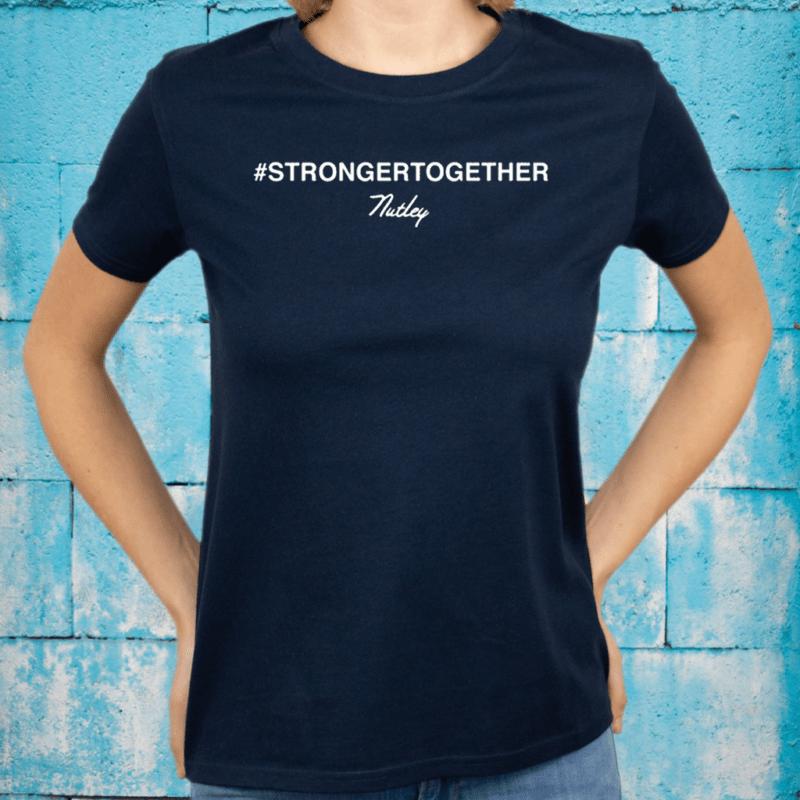 Nutley StrongerTogether TShirt