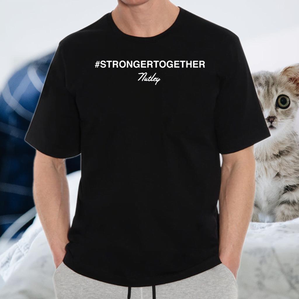 Nutley StrongerTogether TShirts