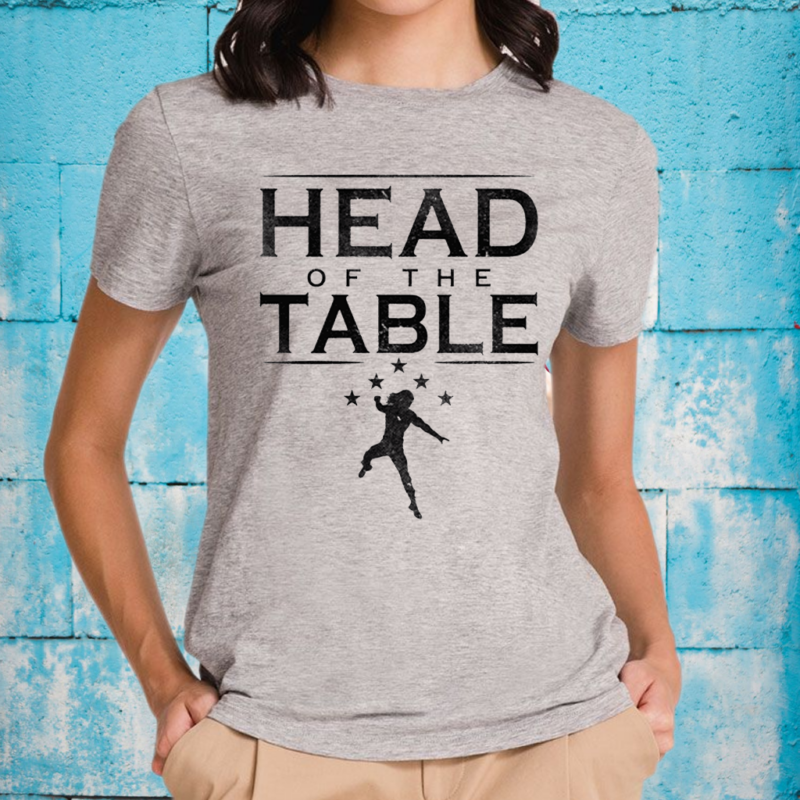 Roman Reigns Head Of The Table TShirt