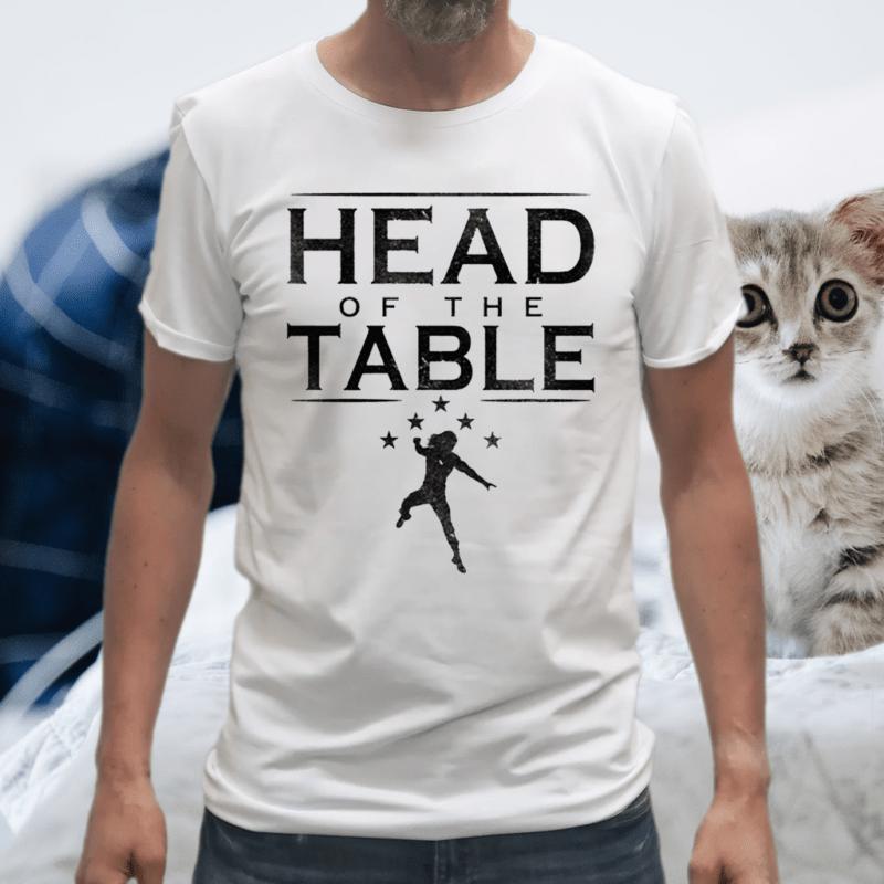 Roman Reigns Head Of The Table TShirts