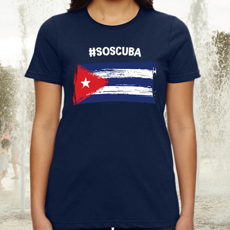 SOS Cuba TShirt