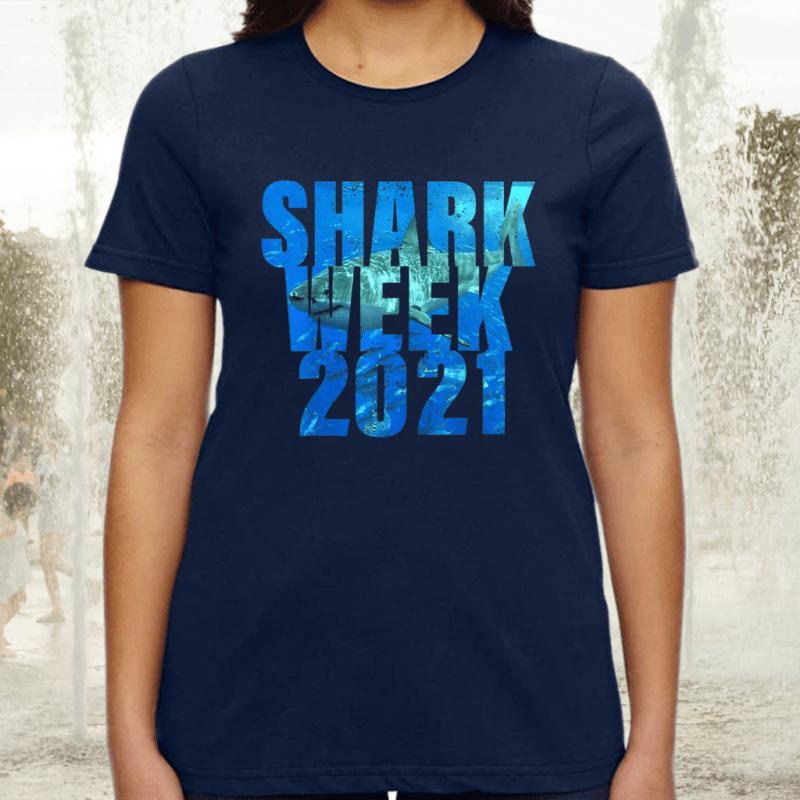 Shark Week 2021 TShirts