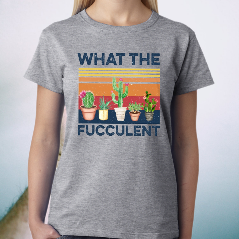 What The Fucculent TeeShirts
