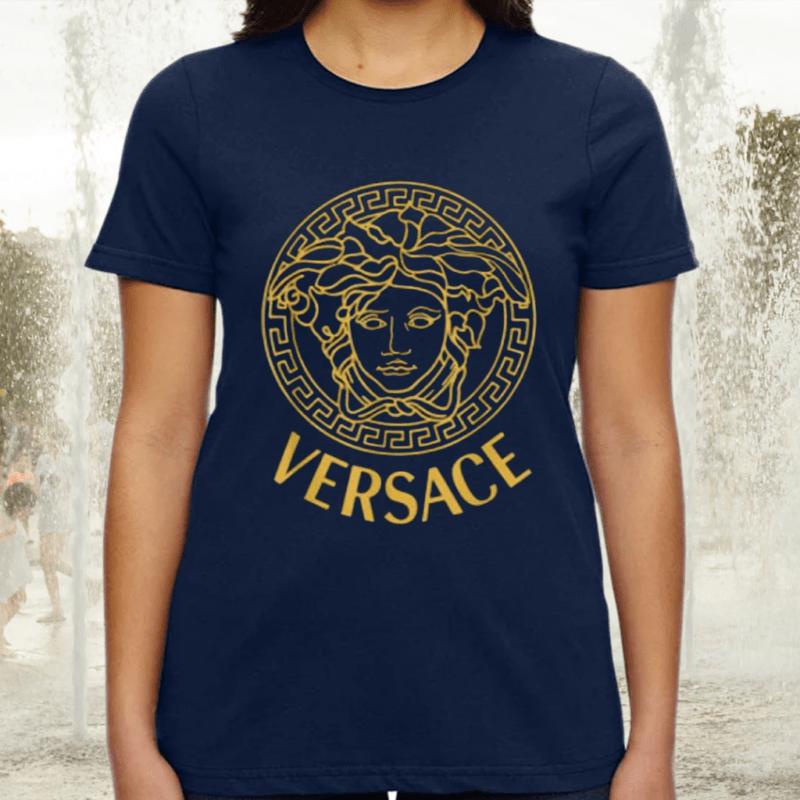 versace fashion tshirt