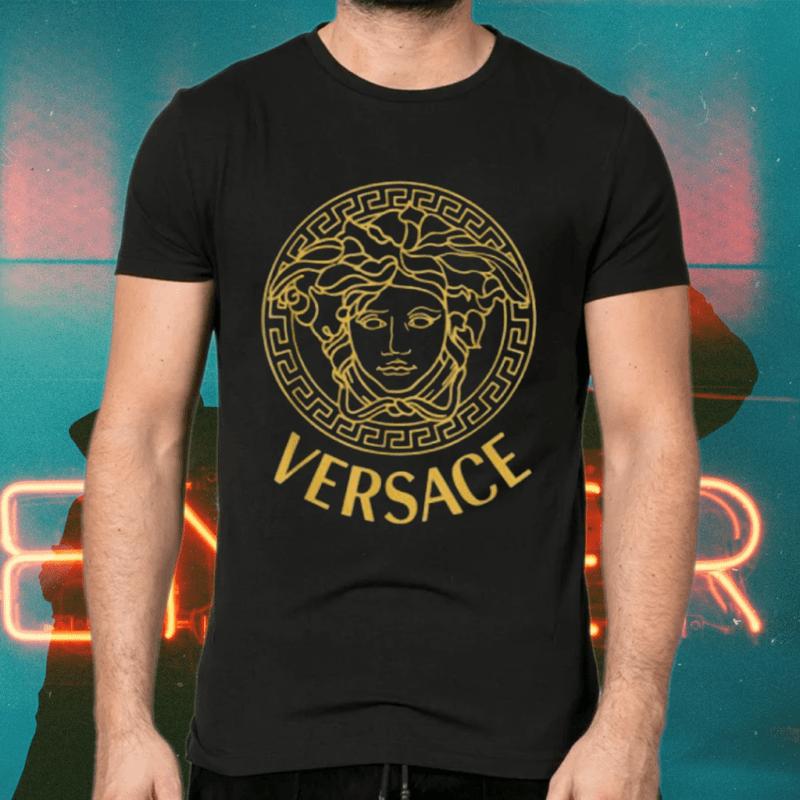 versace fashion tshirts