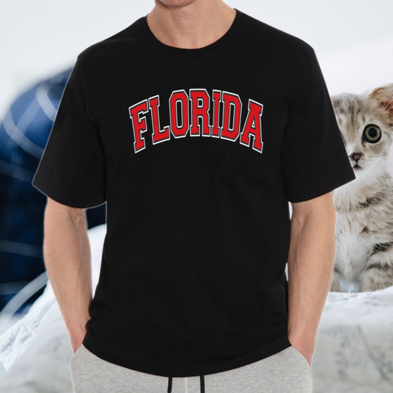 Florida Varsity Style TShirt