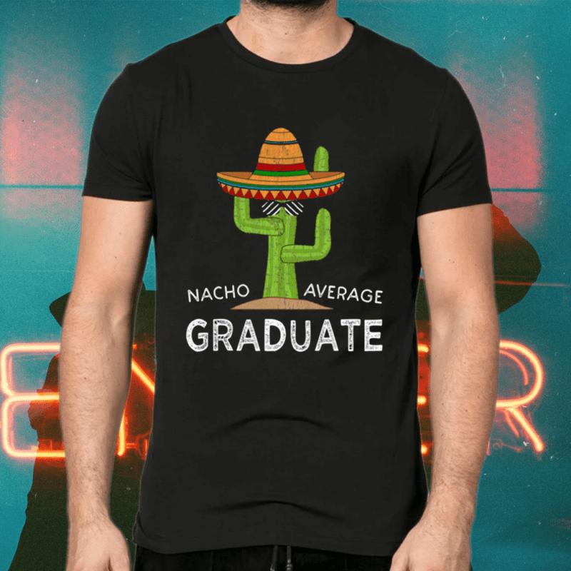 Hilarious Graduation Meme Saying Graduate Shirts
