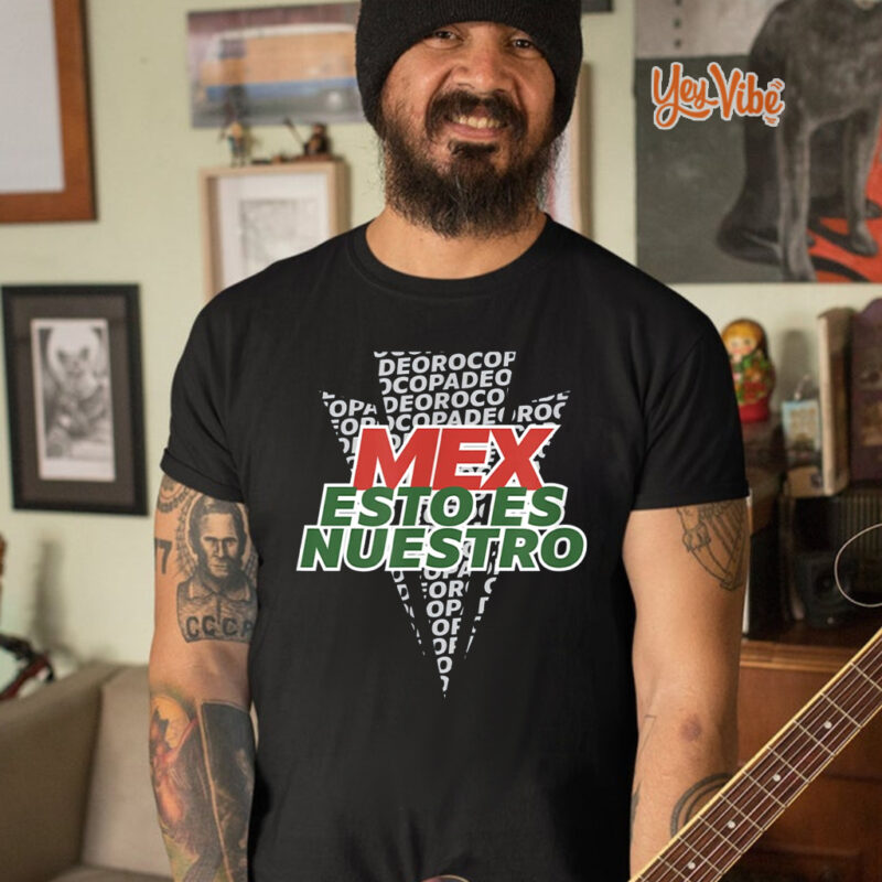 Mexico Concacaf Gold Cup 2021 T-Shirt